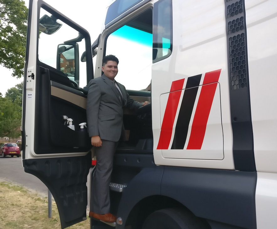 AFS Shines at Silverstone Truck