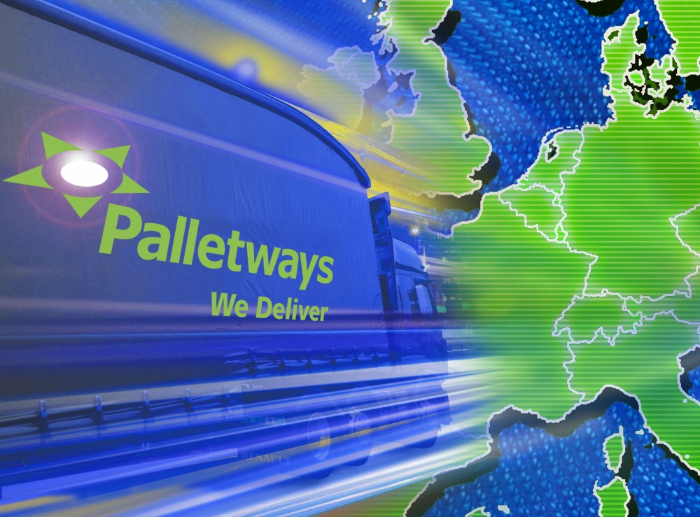 Palletways European Pallet Delivery