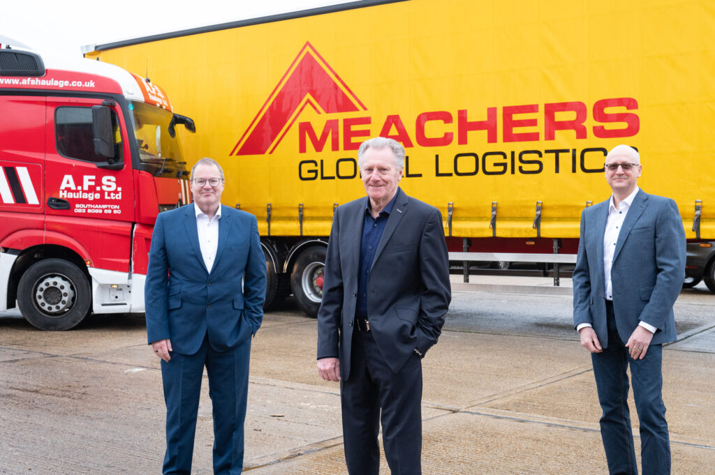 Meachers Acquires AFS Haulage